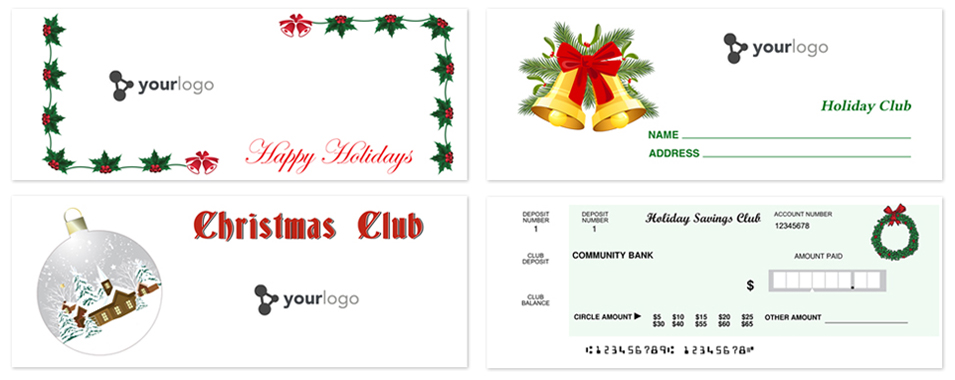 Christmas Club Payment Book