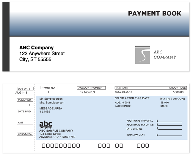 Sonidolatinoradio  Payment Coupon Books